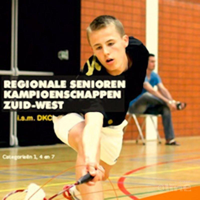 Inschrijving RSK Zuid-West geopend - Badminton Nederland