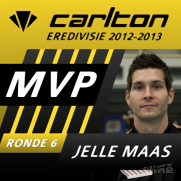 Wordt de Beer uit Dongen de MVP van de Carlton Eredivisie 2012-2013? - CdR
