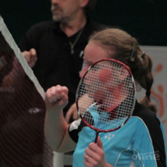 Stolzenbach stunt tegen Jie op Yonex Dutch Open - Alex van Zaanen