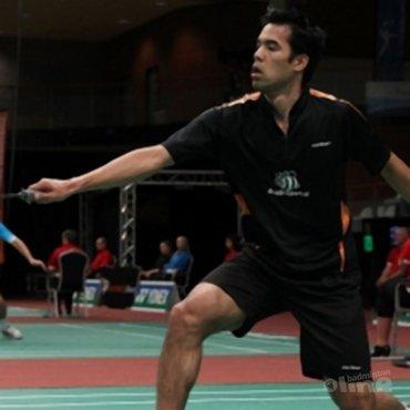 Pang verslaat Palyama en wint Yonex Dutch Open