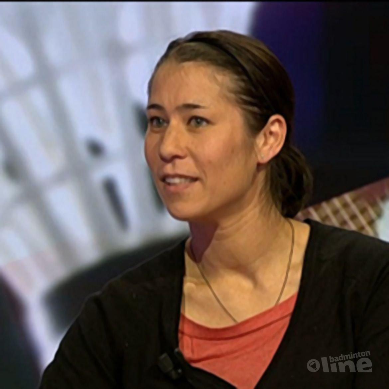 Interviewer vraagt aan Judith Meulendijks: