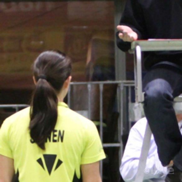 Almere geeft Badminton Nederland scheidsrechter veeg uit de pan - Alex van Zaanen