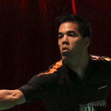 Eric Pang verslaat nummer 1 geplaatst op Bitburger Open