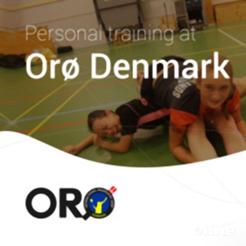 Persoonlijke training op OroDenmark - Ron Daniëls
