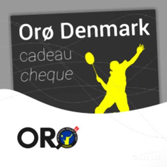 Scoor een OroDenmark cadeaucheque! - Ron Daniëls
