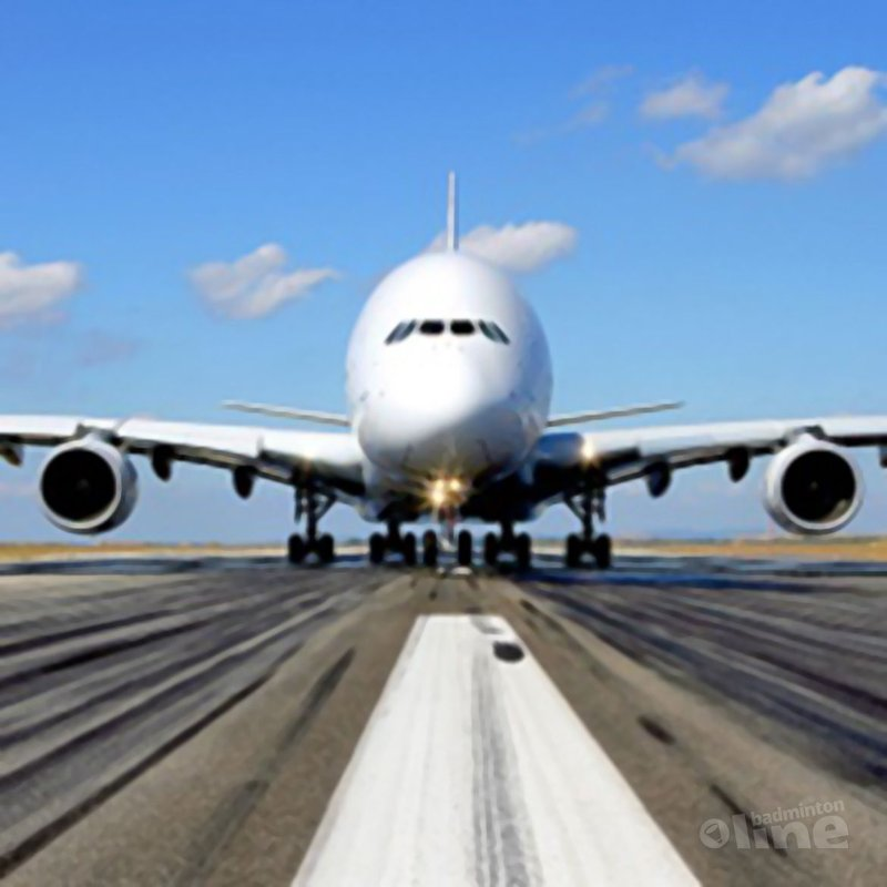 Zonder censuur drie volle Airbus A380's op badmintonline.nl - Airbus.com