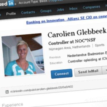 Carolien Glebbeek: van Badminton Nederland naar NOC*NSF