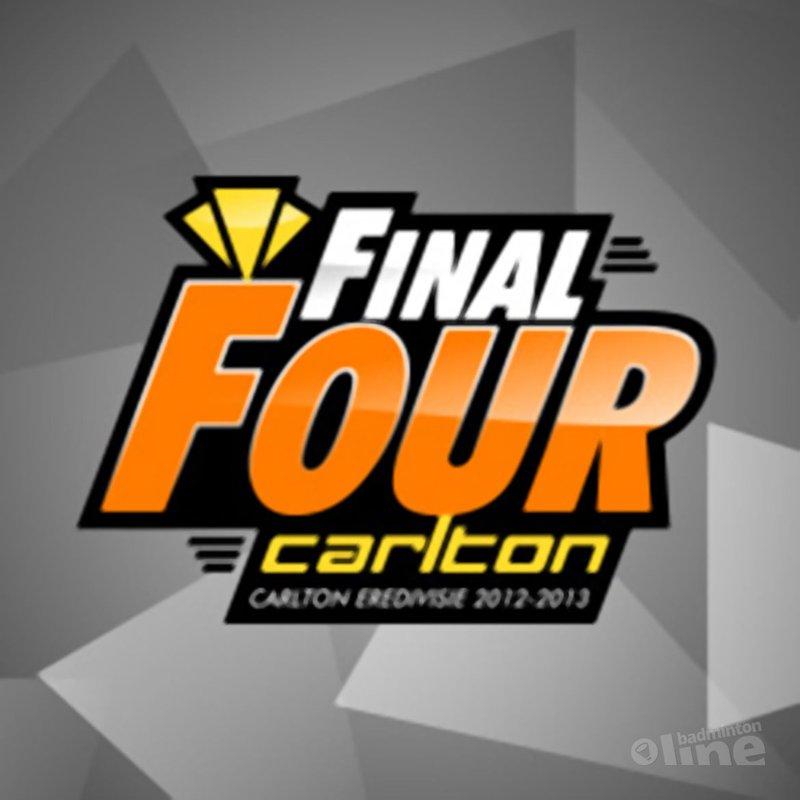 Wie eindigen er bij de Final Four van de Carlton Eredivisie 2012-2013? - Facebook
