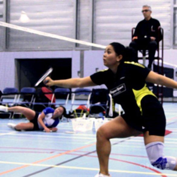 DKC wint topper tegen Almere - Nicoline Heekelaar