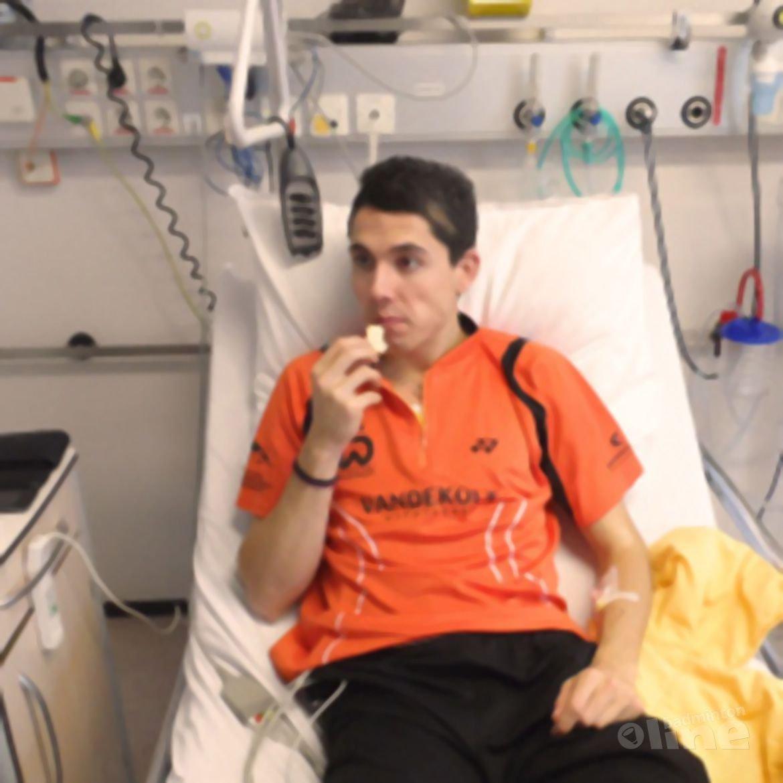 Erik Meijs: 'Uitwedstrijd tegen Victoria eindigt op de hartbewaking'