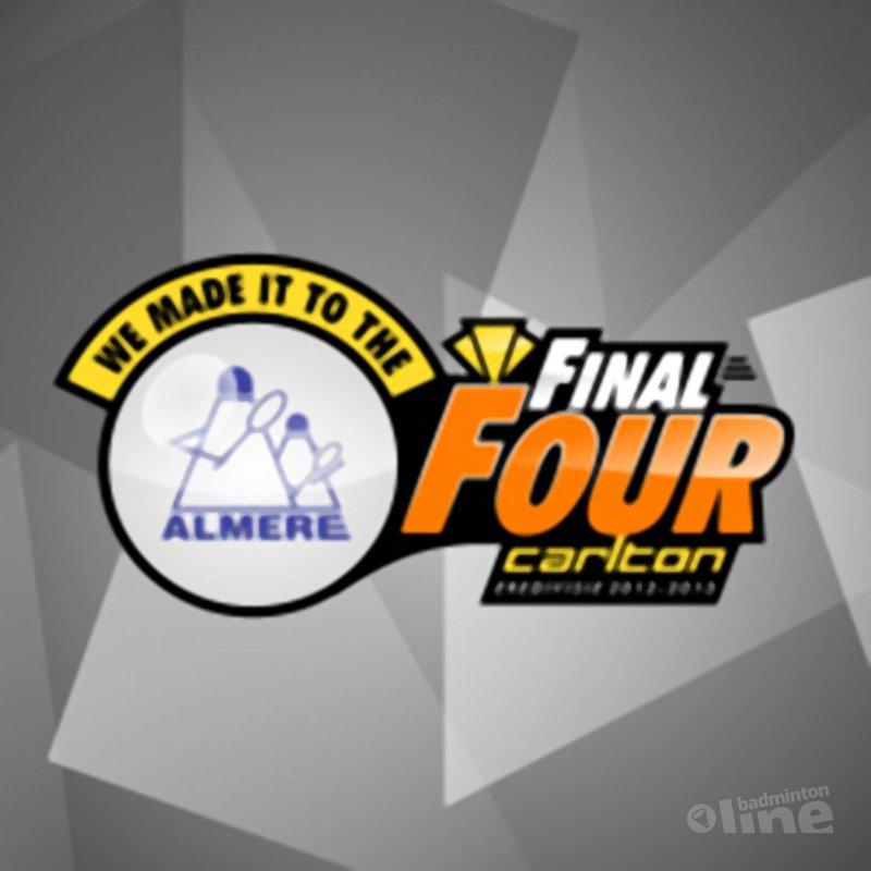 Almere speelt opnieuw de play-offs - YouTube