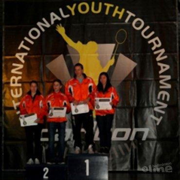 36ste Carlton International Youth Tournament in Hoensbroek