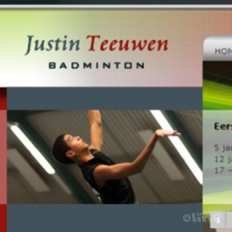 Justin Teeuwen: 'Het laatste stukje van 2012'