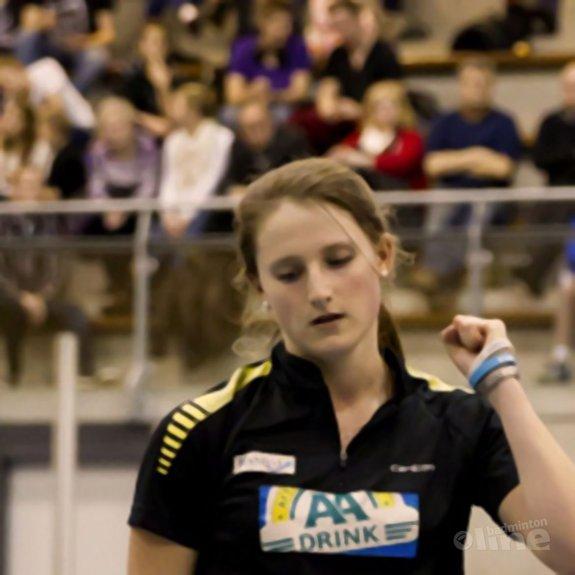 Kirsten van der Valk: 'Competitie en Carlton International Youth Tournament' - Alex van Zaanen