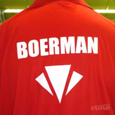 Eddy Boerman: 'Wintertoernooi BC Drop Shot Den Haag'