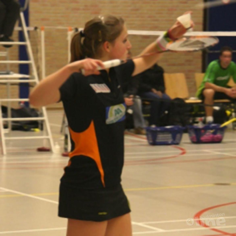 Kirsten van der Valk: 'Offday!'