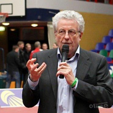 Ted van der Meer: 'Badminton Nederland bij NOC*NSF in beroep en anders naar rechter'