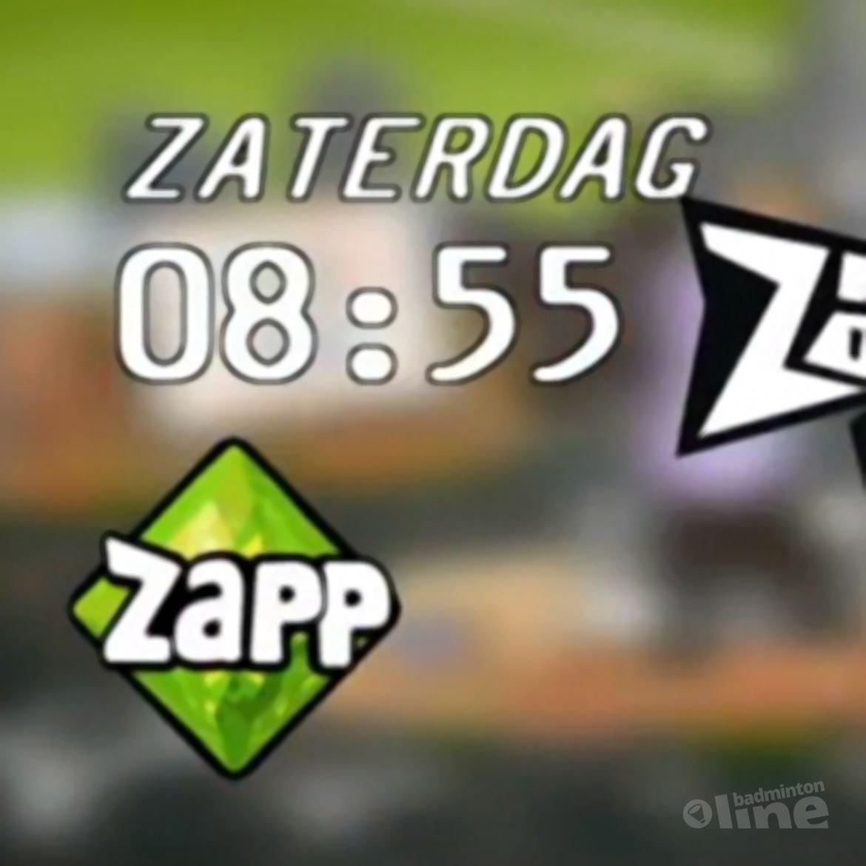Uitzending gemist: Badminton Battle bij ZappSport
