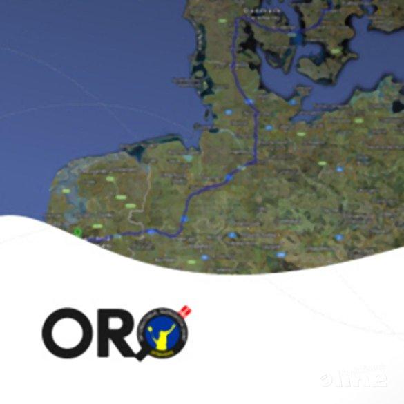 Shuttleservice naar OroDenmark - Ron Daniëls