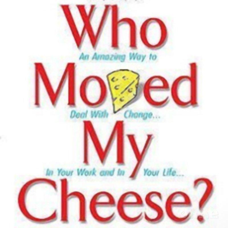 Wie heeft mijn kaas weggehaald? - Bol.com