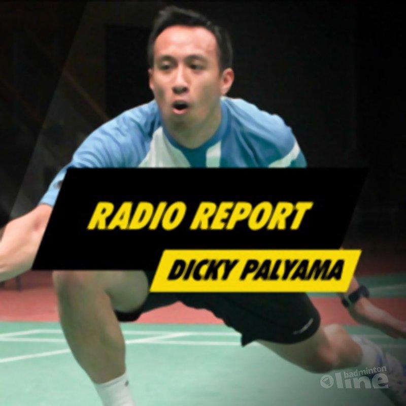 Carlton NK 2013: Interview met Dicky Palyama - Alex van Zaanen