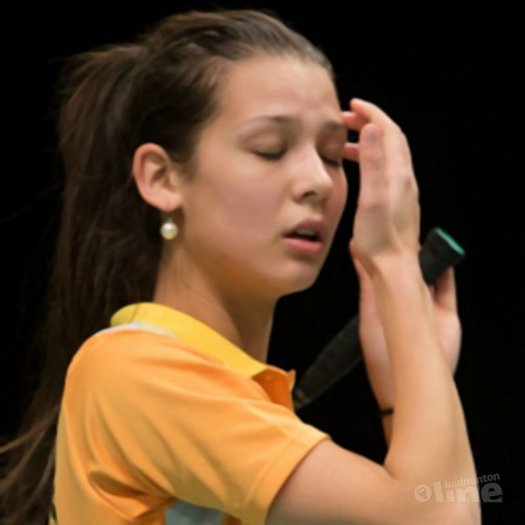Deze afbeelding hoort bij 'Omroep Flevoland: 'Sibbald klaar op NK badminton'' en is gemaakt door René Lagerwaard