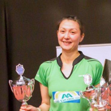 Jie kroont zich tot Nationale Kampioene op Carlton NK