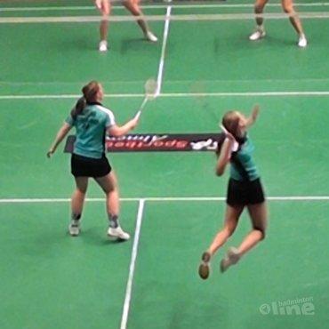Iris Tabeling: 'Het gehele toernooi niet op ons beste niveau gespeeld'