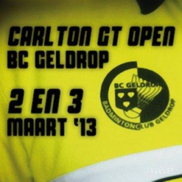 Arthur Roozendaal kondigt Carlton GT Open in Geldrop aan