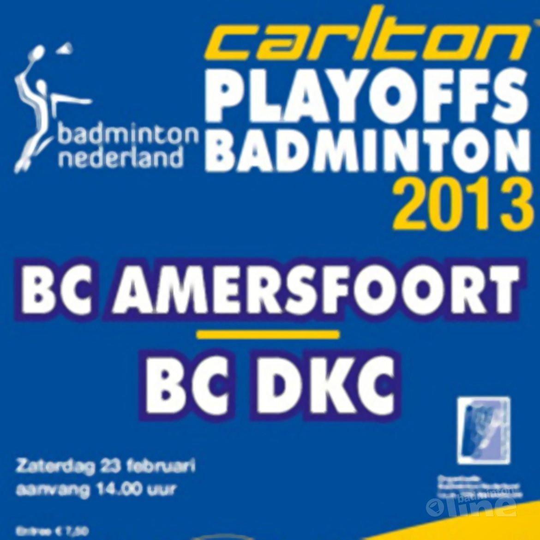 Kaartverkoop Carlton Eredivisie Playoffs in Barendrecht gaat als een tierelier