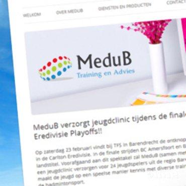 MeduB verzorgt jeugdclinic tijdens Carlton Eredivisie Playoffs