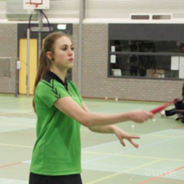 Drie titels voor Dafne Linders op HBV Junior Master