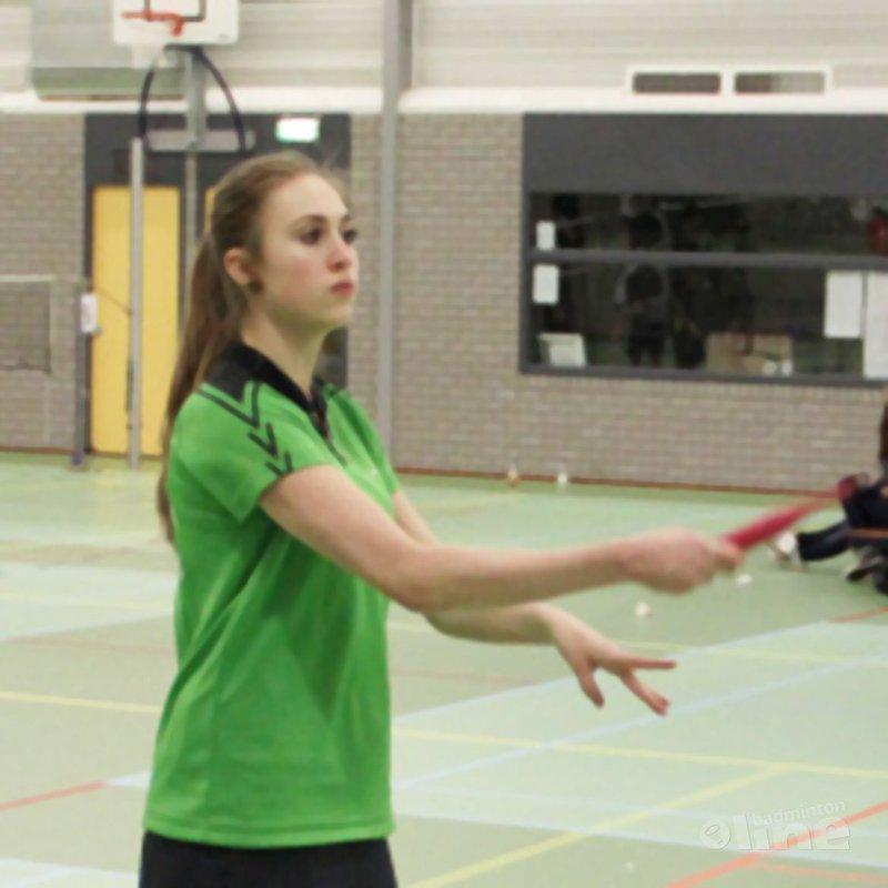 Drie titels voor Dafne Linders op HBV Junior Master - HBV