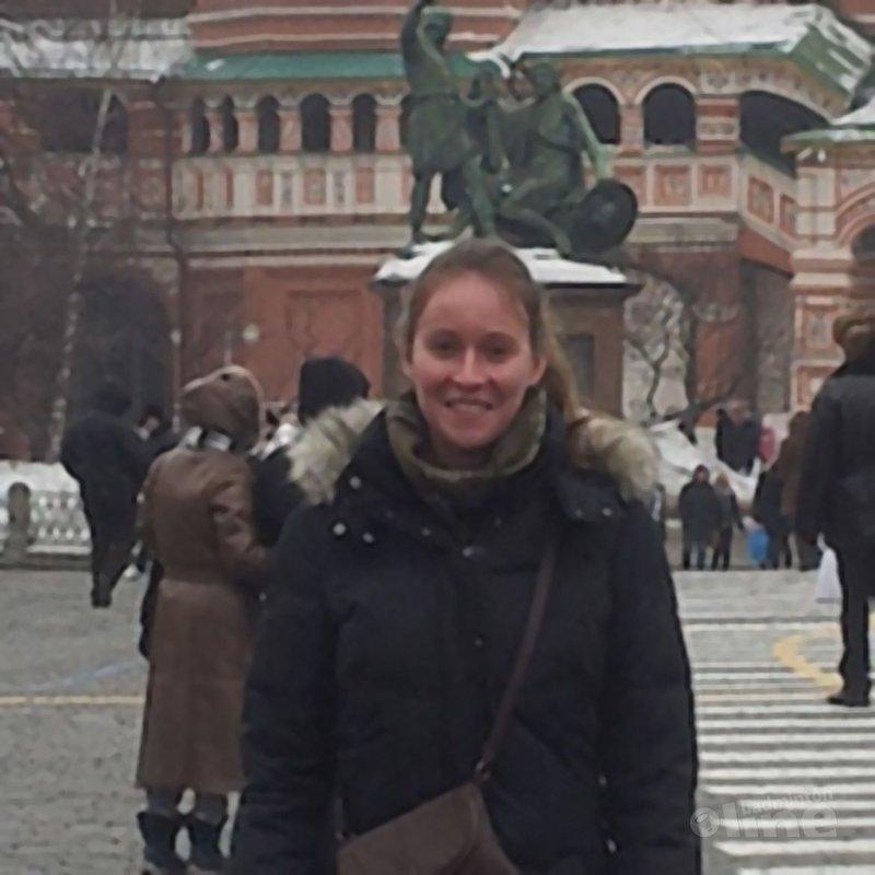 Patty Stolzenbach: 'EK Rusland is afgelopen' - Patty Stolzenbach