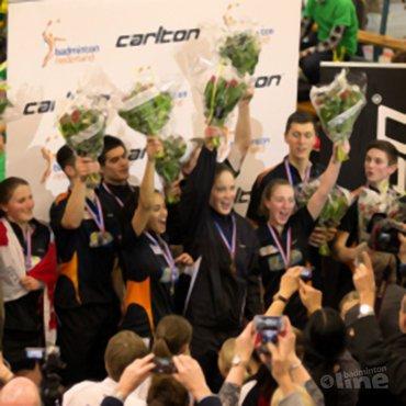 BC Amersfoort pakt zesde landstitel