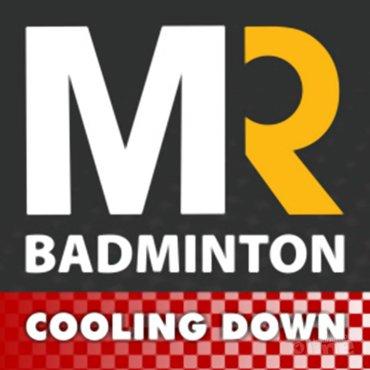 Bergen op Zoom toneel voor MR Badminton Cooling Down