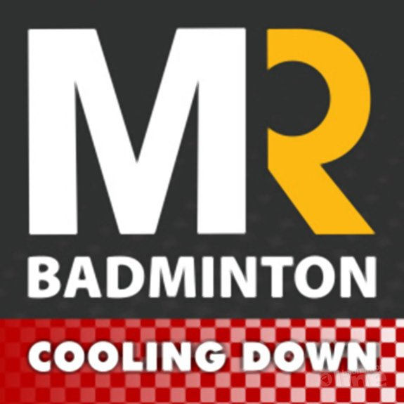 Bergen op Zoom toneel voor MR Badminton Cooling Down - MR Badminton