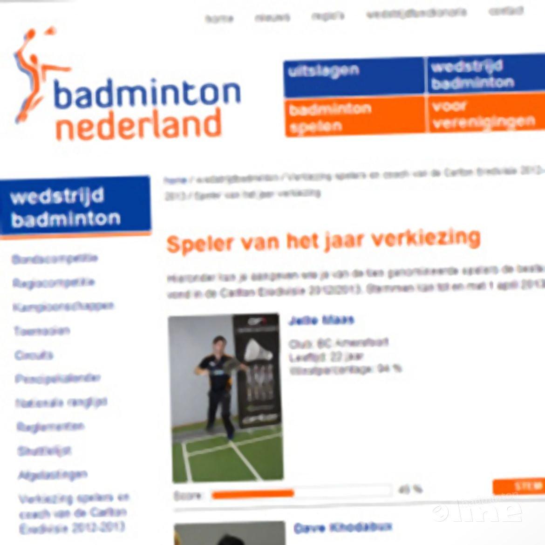 Verkiezing spelers en coach van de Carlton Eredivisie 2012-2013