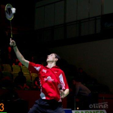 Erik Meijs door naar hoofdtoernooi German Open