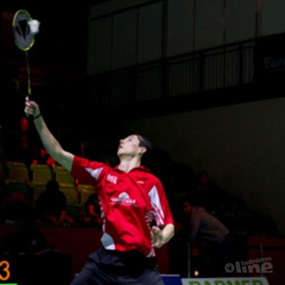 Erik Meijs door naar hoofdtoernooi German Open - Alex van Zaanen
