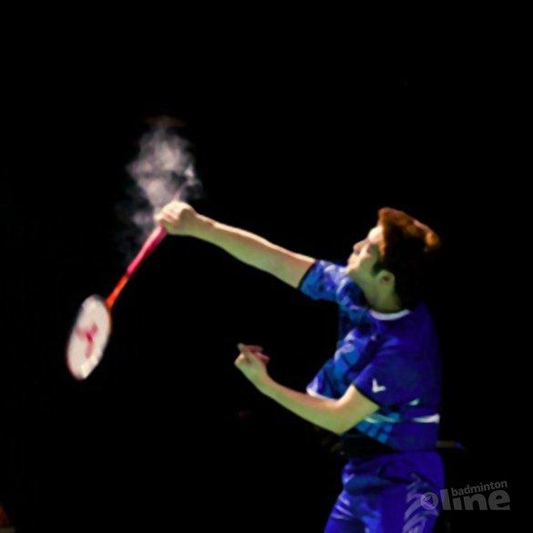 Grote badminton shootout voor Nederlandse spelers - Alex van Zaanen