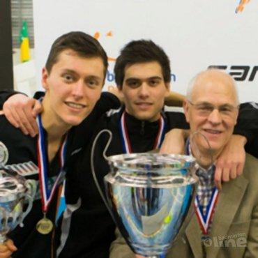 Vincent de Vries: 'Landskampioen!'