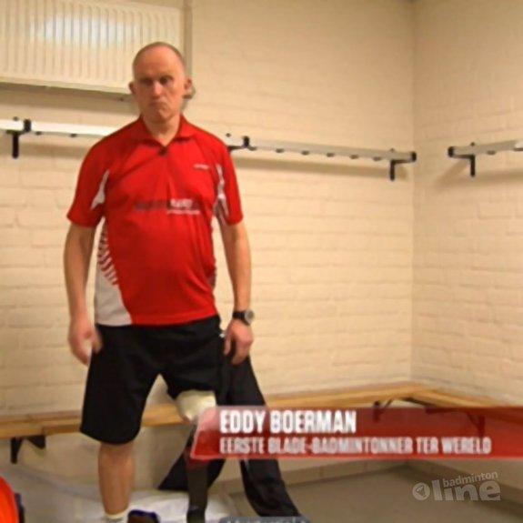 Deze afbeelding hoort bij 'Eddy Boerman met blade bij Hart van Nederland' en is gemaakt door SBS6