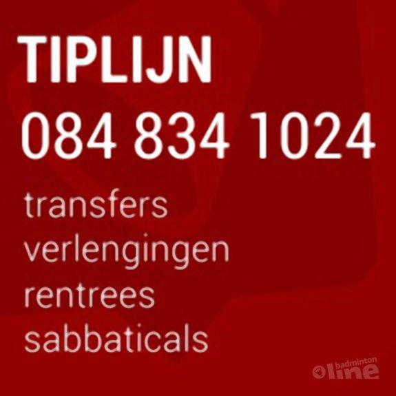 Deze afbeelding hoort bij 'Transfers in de Carlton Bondscompetitie: word informant!' en is gemaakt door NOS