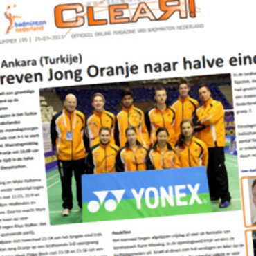 CLEAR! 195 is uit
