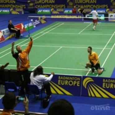 Caljouw en Tabeling/Halkema naar finale EJK