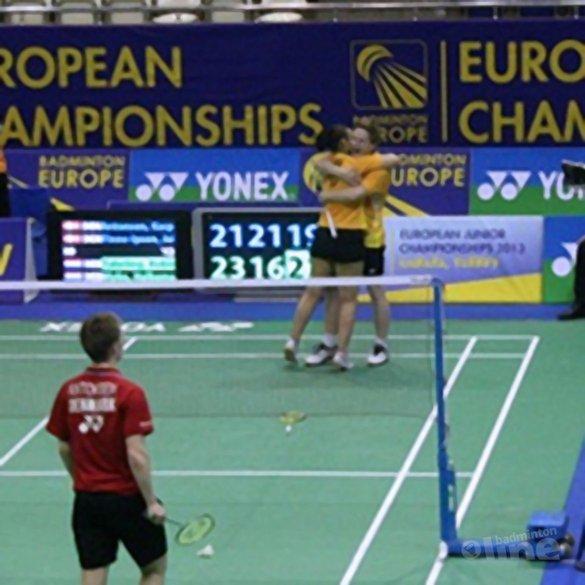 Robin Tabeling blikt terug op zilver met Myke Halkema - Badminton Nederland