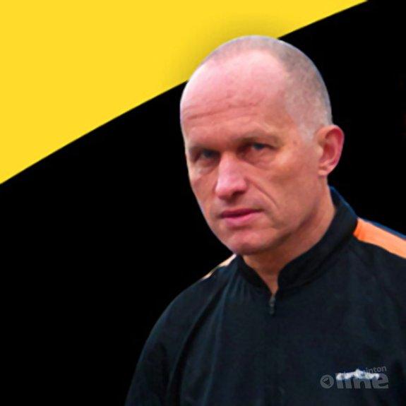 Blademintonner Eddy Boerman over zijn Davelaar Sport Open 2013 - Eddy Boerman