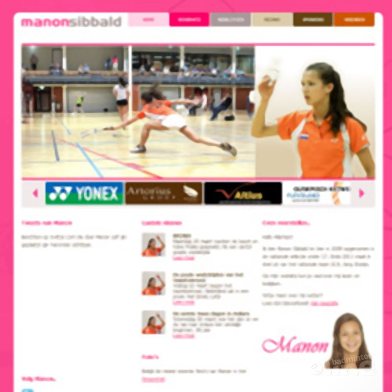Kleinere selectie bij Jong Oranje - Manon Sibbald