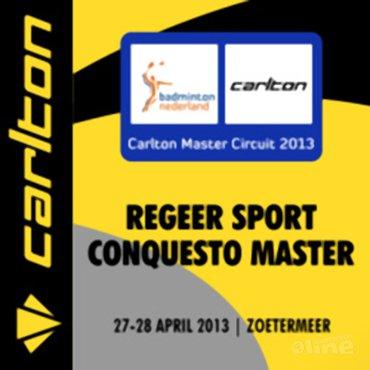 Voorbeschouwing Regeer Sport Master 2013